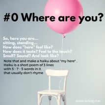 #0 Where are you_