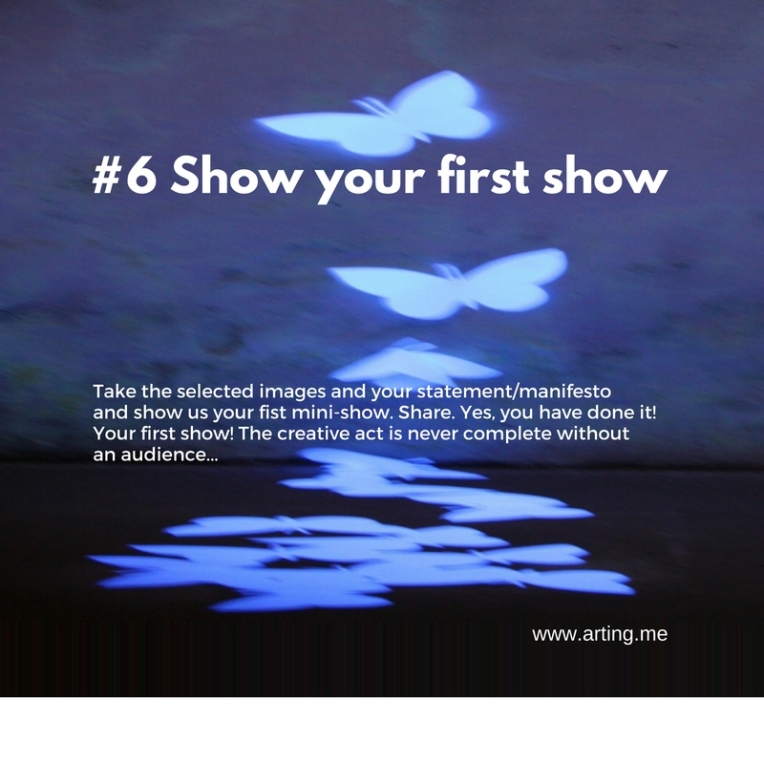6-show-your-first-show