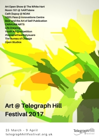 Art @ Telegraph Hill Festival