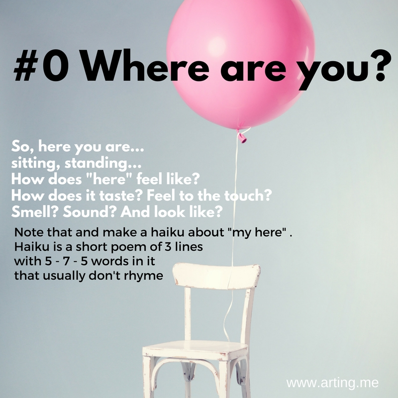 #0 Where are you-